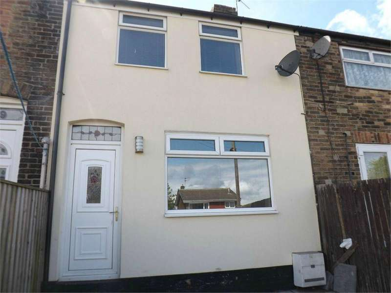 2 Bedrooms Terraced House for sale in Elliot Street, Sacriston, Durham