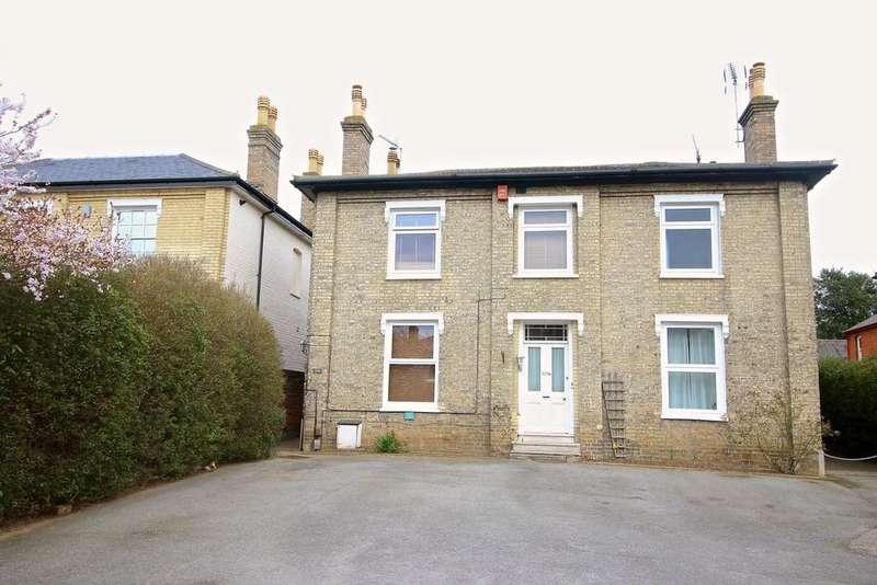 2 Bedrooms Maisonette Flat for sale in Norwich Road, Ipswich