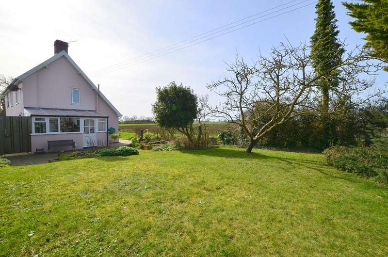 3 Bedrooms Detached House for sale in Rendham Road, Peasenhall