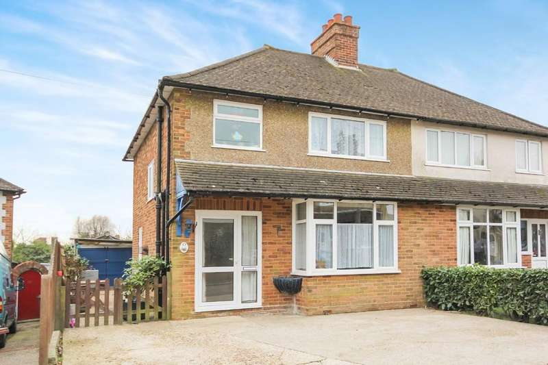 3 Bedrooms Semi Detached House for sale in Whitehill Close, Crowborough