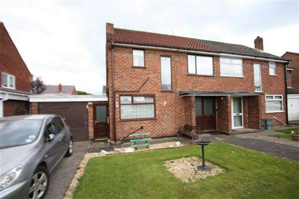 3 Bedrooms Semi Detached House for sale in Dunkirk Drive, Ellesmere Port