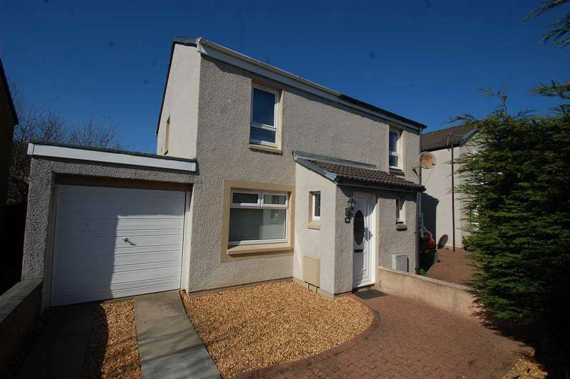 2 Bedrooms Semi-detached Villa House for sale in Strathbeg Drive, Dalgety Bay