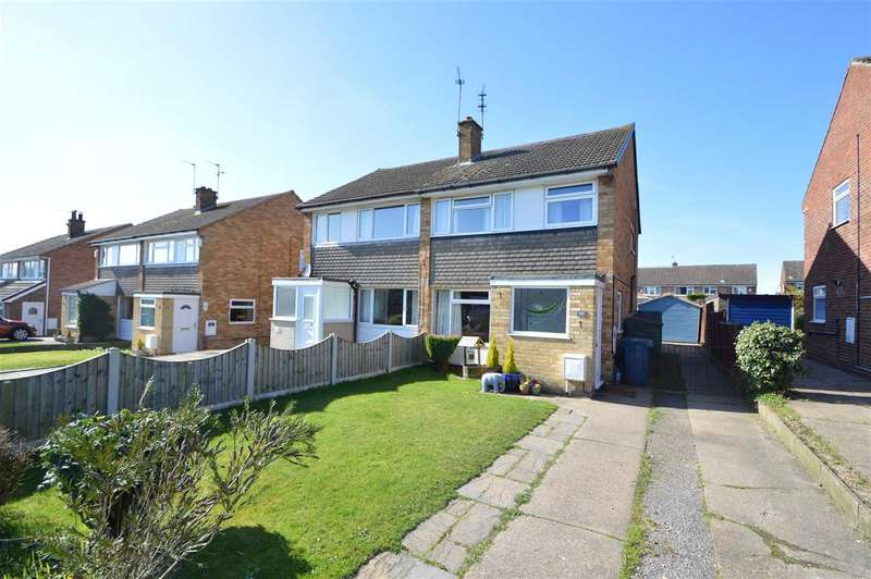 3 Bedrooms Semi Detached House for sale in Mount Pleasant, Keyworth, Nottingham