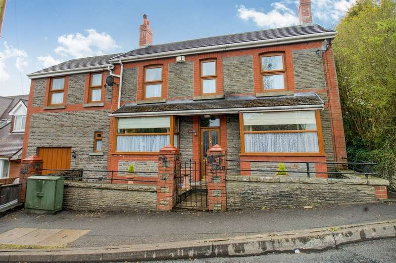 3 Bedrooms Detached House for sale in Graigwen Road, Pontypridd