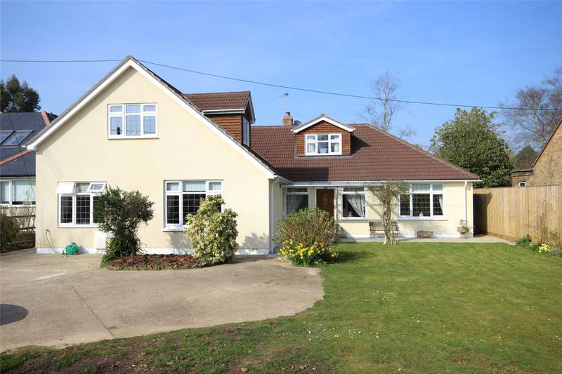 5 Bedrooms Detached House for sale in High Street, Medstead, Alton, Hampshire, GU34