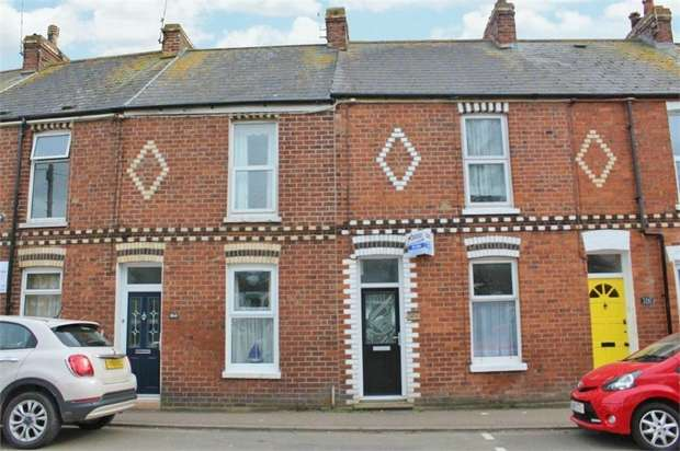 2 Bedrooms Terraced House for sale in Withycombe Village Road, Exmouth, Devon