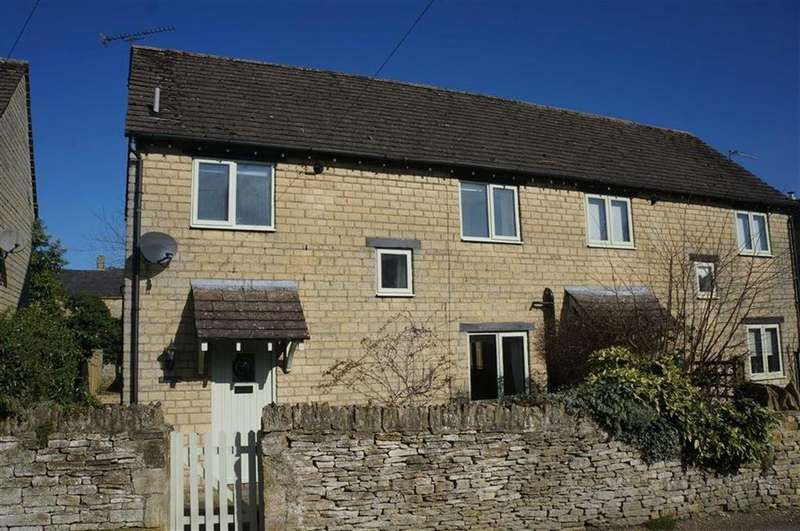 2 Bedrooms Semi Detached House for sale in Kings Arms Lane, Stow-on-the-Wold, Gloucestershire