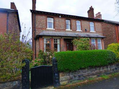 3 Bedrooms Semi Detached House for sale in Urban Road, Sale, Trafford, Greater Manchester