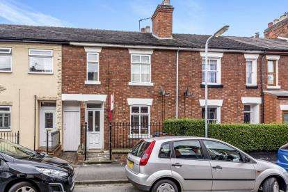 3 Bedrooms Terraced House for sale in Victoria Terrace, Stafford, Staffordshire