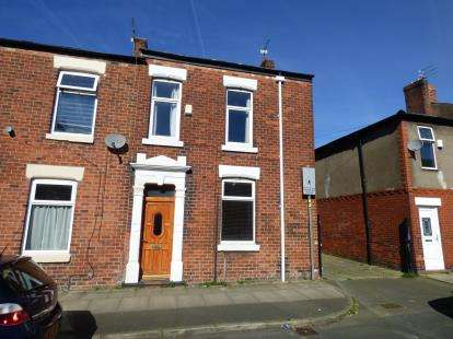 3 Bedrooms End Of Terrace House for sale in Fletcher Road, Preston, Lancashire, PR1