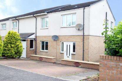 2 Bedrooms Flat for sale in Woodneuk Road, Gartcosh