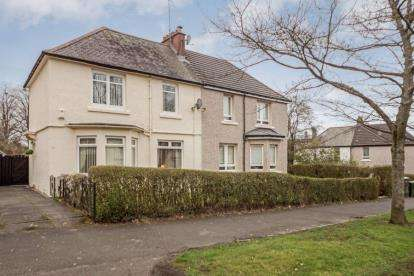 3 Bedrooms Semi Detached House for sale in Ness Street, Riddrie, Glasgow