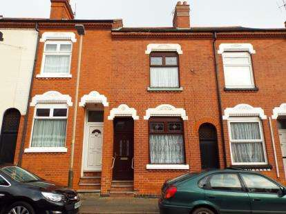 3 Bedrooms Terraced House for sale in Haddon Street, Spinney Hill, Leicester, Leicestershire