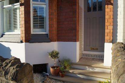 2 Bedrooms Terraced House for sale in Sedgley Avenue, Nottingham, Nottinghamshire