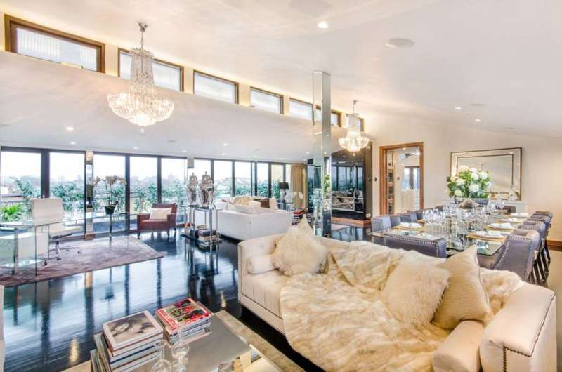 3 Bedrooms Apartment Flat for rent in Penthouse, Harrington Road, SW7