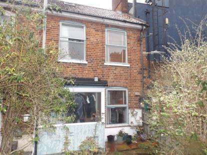 2 Bedrooms Terraced House for sale in Louden Road, Cromer, Norfolk