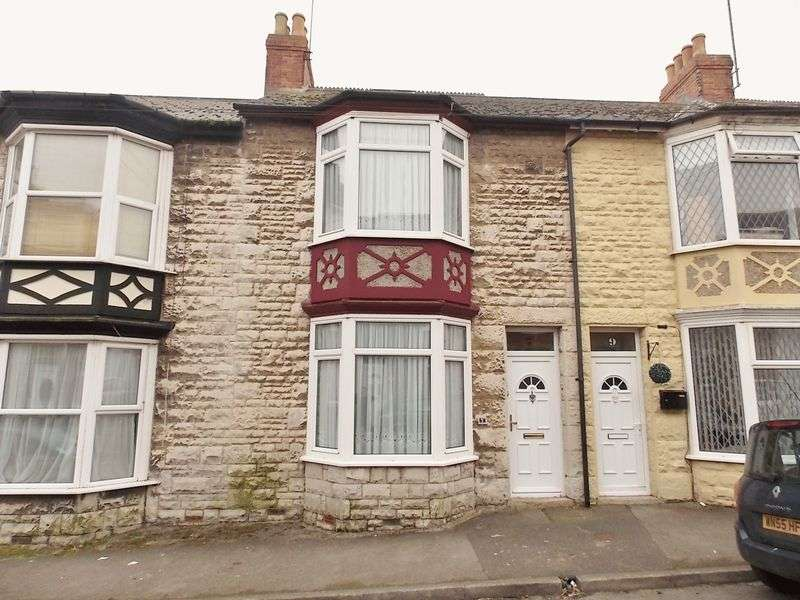 3 Bedrooms Terraced House for sale in Grosvenor Road, Portland