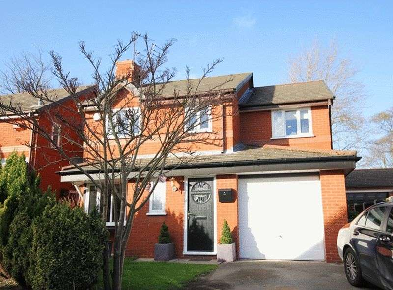 4 Bedrooms Detached House for sale in The Copse, Calderstones, Liverpool, L18