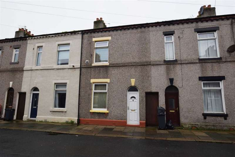 2 Bedrooms Property for sale in Marsh Street, Barrow In Furness, Cumbria