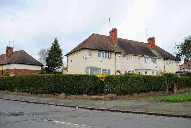 3 Bedrooms Semi Detached House for sale in Kingsland Avenue, Kingsthorpe, Northampton NN2 7PR