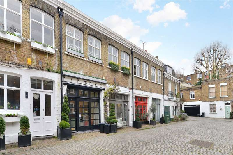 Mews House for sale in Pindock Mews, Maida Vale, London, W9