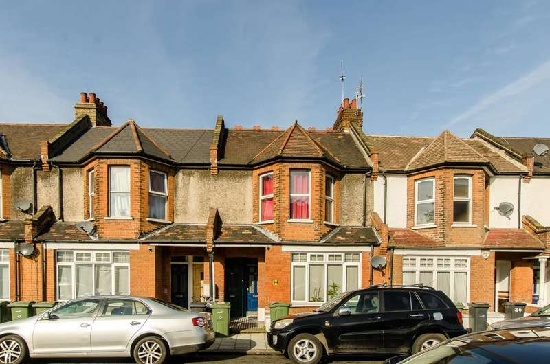 2 Bedrooms Maisonette Flat for sale in Venetian Road, Camberwell, SE5