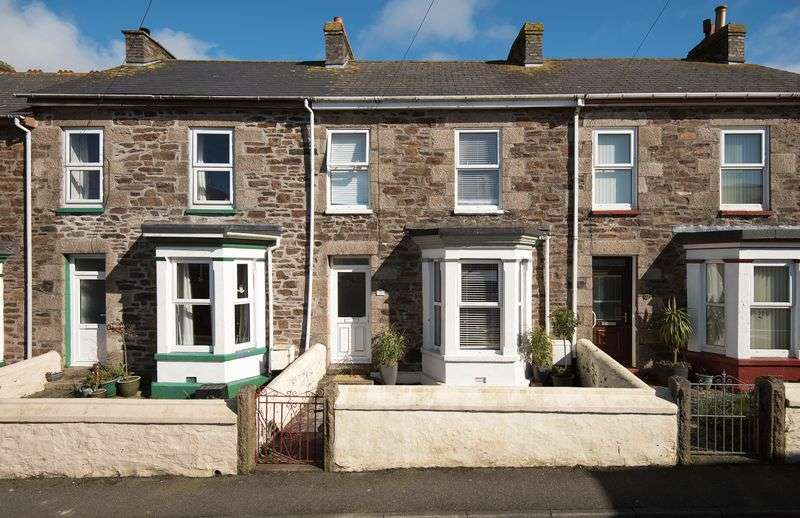 3 Bedrooms Terraced House for sale in Central Redruth