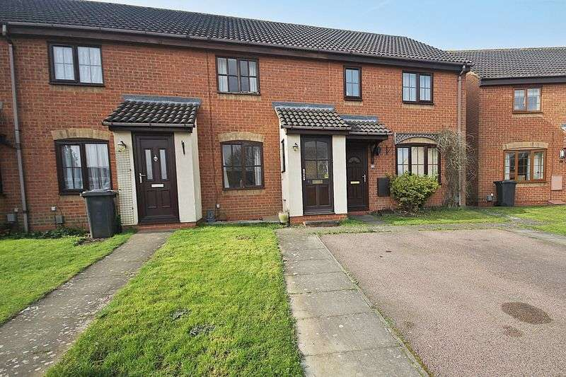 2 Bedrooms Terraced House for sale in Flitwick