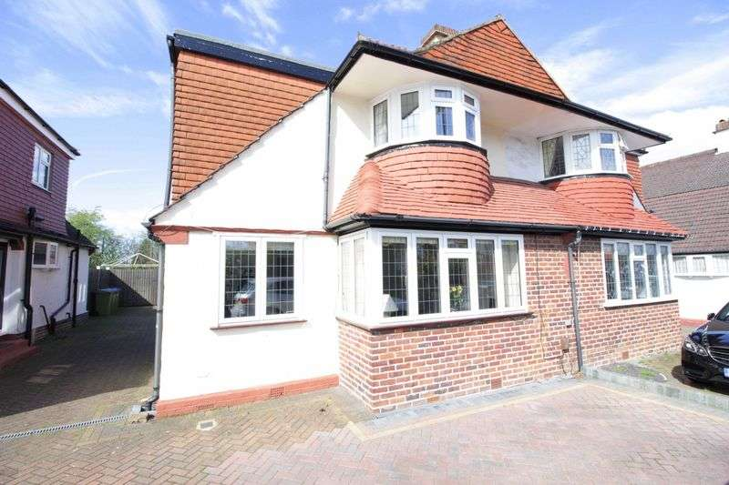 4 Bedrooms Semi Detached House for sale in Southwood Road, NEW ELTHAM, SE9 3QT