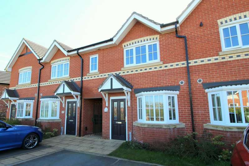 2 Bedrooms Mews House for sale in Raleigh Close, Newton-le-Willows WA12