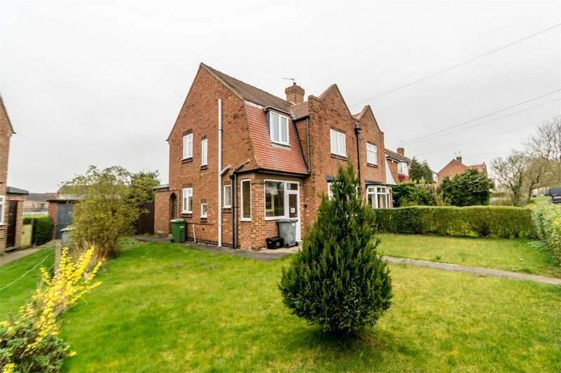 3 Bedrooms Semi Detached House for sale in Askham Lane, Acomb, YORK