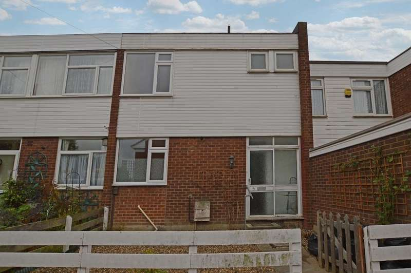 3 Bedrooms Terraced House for sale in Charlesfield London SE9