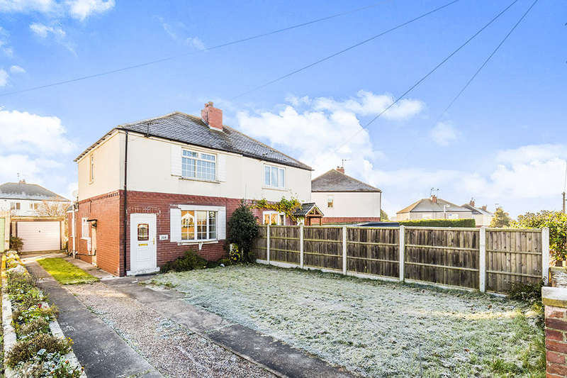 3 Bedrooms Semi Detached House for sale in Bawtry Road, Harworth, Doncaster, DN11