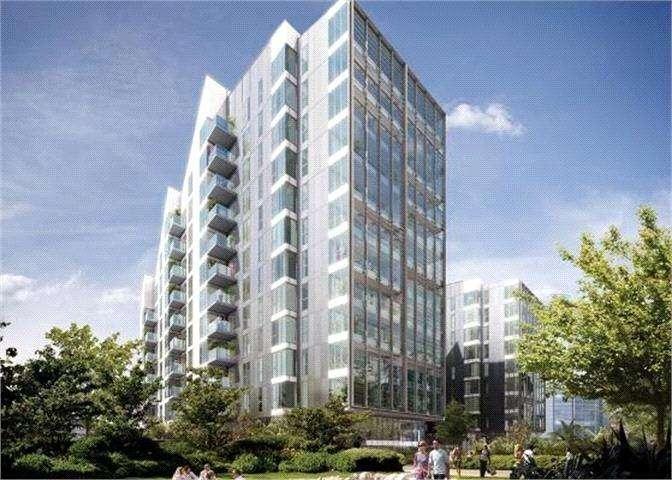 2 Bedrooms Flat for sale in Riverside Quarter, Wandsworth, London, SW18