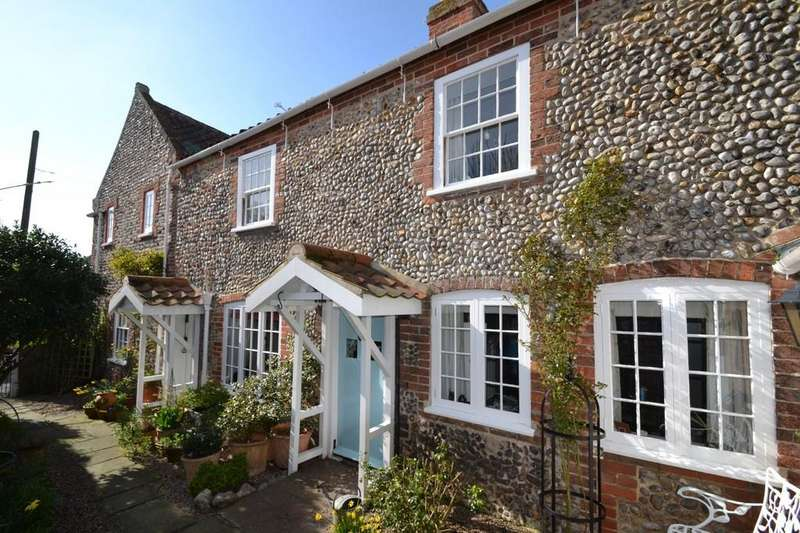 3 Bedrooms Semi Detached House for sale in Blakeney, Holt