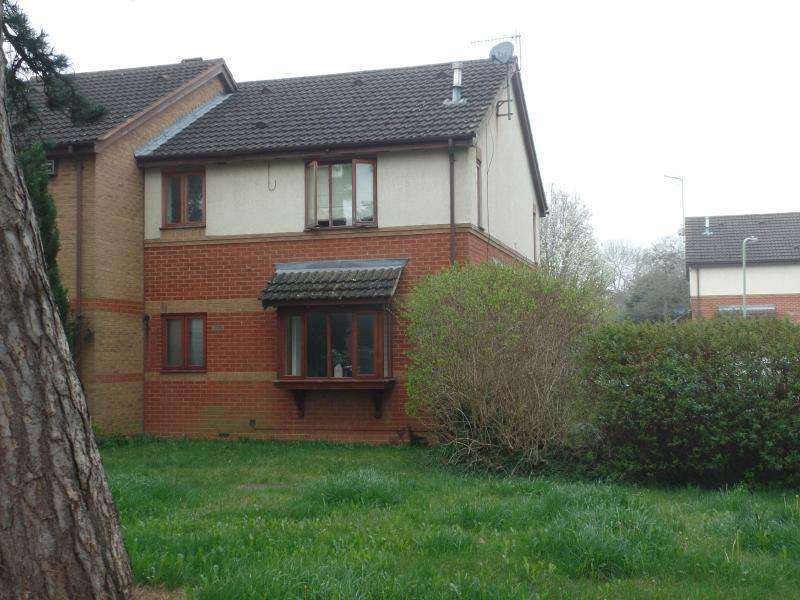 1 Bedroom Cluster House for sale in Parklands, BANBURY, OX16