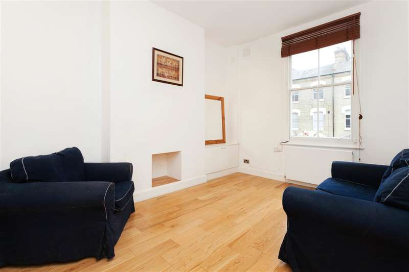 1 Bedroom Apartment Flat for sale in Crayford Road, London