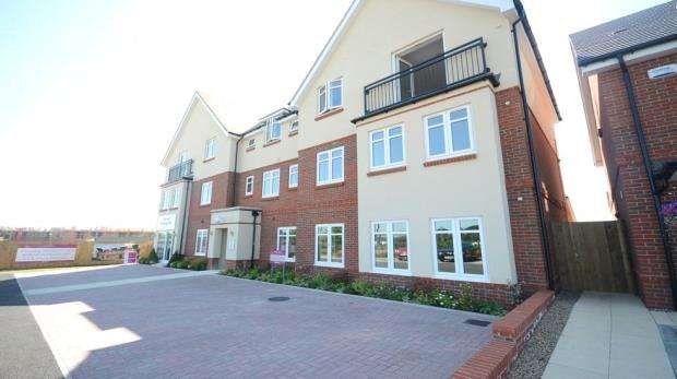 2 Bedrooms Apartment Flat for sale in Louden Square, Earley, Reading