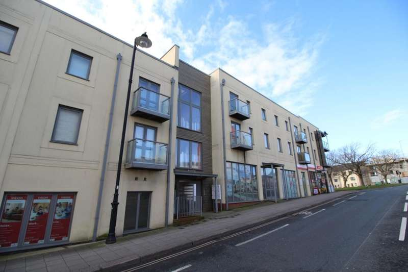 1 Bedroom Flat for sale in Park Avenue, Plymouth, PL1