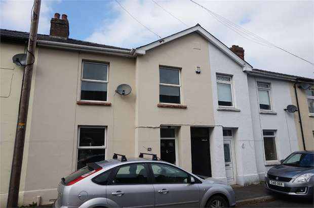 3 Bedrooms Terraced House for sale in St Helens Road, ABERGAVENNY, Monmouthshire
