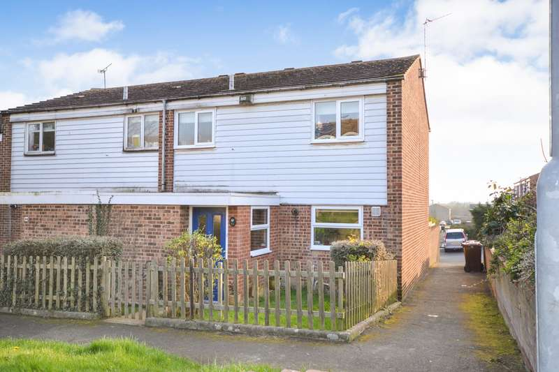 3 Bedrooms House for sale in Foxglove Road, Eastbourne, BN23