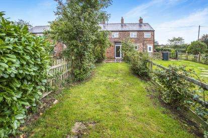 2 Bedrooms Terraced House for sale in Marston Road, Tockwith, York, North Yorkshire