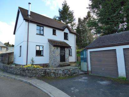3 Bedrooms Detached House for sale in Broadhempston, Totnes, Devon