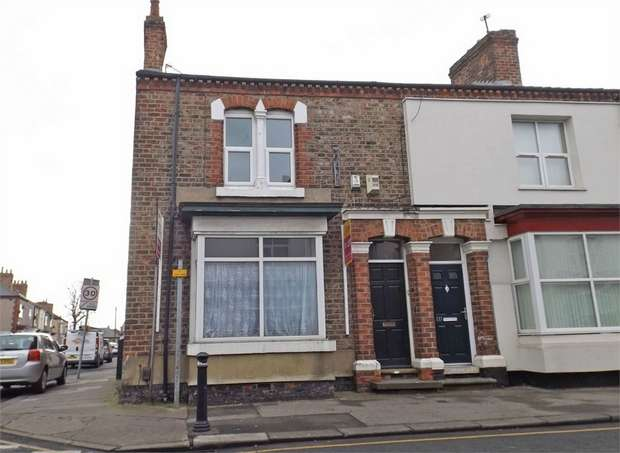 3 Bedrooms End Of Terrace House for sale in Westbury Street, Thornaby, Stockton-on-Tees, North Yorkshire