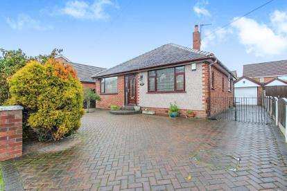 2 Bedrooms Bungalow for sale in Hulme Avenue, Thornton-Cleveleys, FY5
