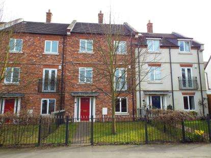 4 Bedrooms Terraced House for sale in Desford Road, Kirby Muxloe, Leicester, Leicestershire