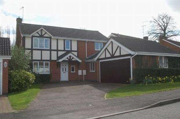 4 Bedrooms Detached House for sale in Corran Close, Dallington, Northampton NN5 7AL