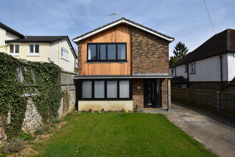 4 Bedrooms Property for sale in Crescent Road, Reigate