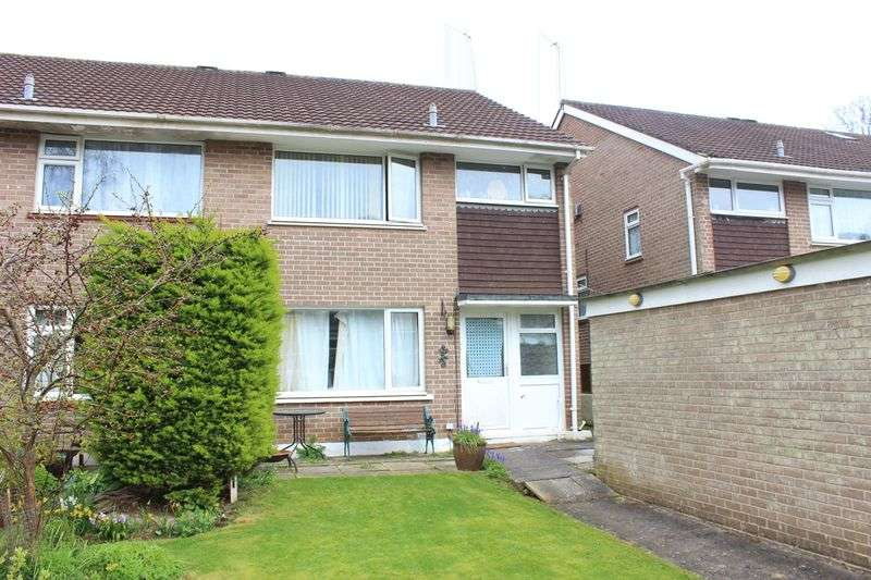 3 Bedrooms Semi Detached House for sale in Holmwood Avenue, Goosewell, Plymstock, Plymouth