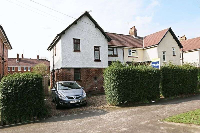 3 Bedrooms Semi Detached House for sale in Willerby Road, Hull